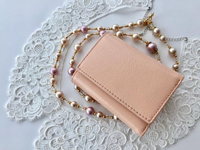 プチバッグに余裕で入る 小さいサイズの上質お財布【BECKERベッカー】