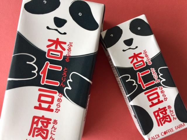 期待値越えのぷるとろっ!カルディコーヒー「パンダ杏仁豆腐」