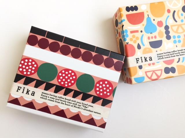 伊勢丹新宿店限定 Fika(フィーカ)の北欧ジャムクッキー「ハッロングロットル」