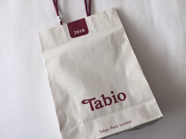 靴下屋タビオ(tabio)福袋2018年の中身をネタバレ!