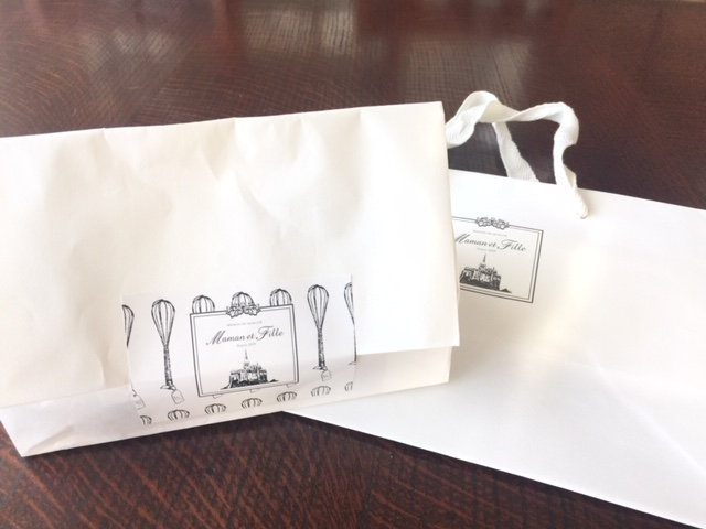 神戸【マモン・エ・フィーユ】焼き菓子フィナンシェとマドレーヌ