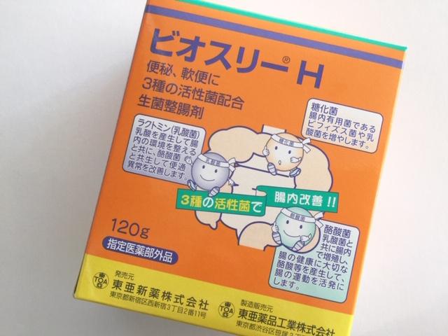 猫に乳酸菌整腸剤サプリのビオスリーH(粉末)を与えてみました