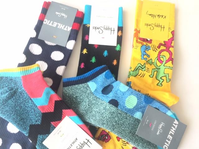 【Happy Socks ハッピーソックス】2019年福袋の中身開封レビュー♪
