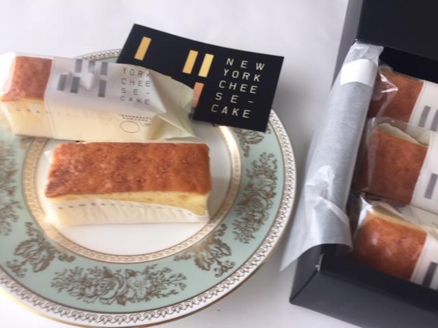 グラマシーニューヨーク「ニューヨークチーズケーキ」口コミレビュー