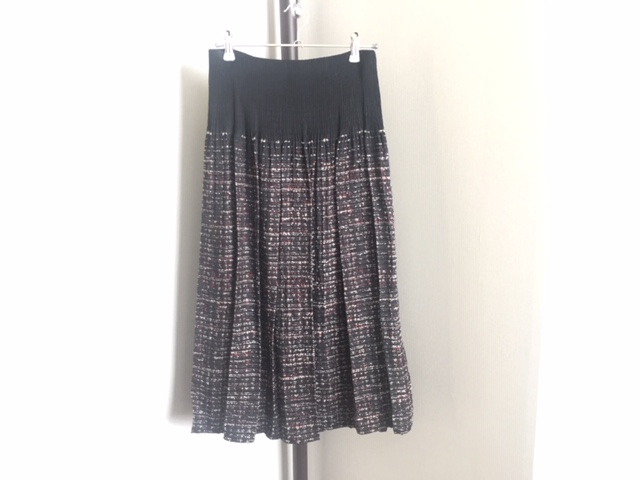 C-irrinD(シリンド)リバーシブルスカート、口コミレビュー♪