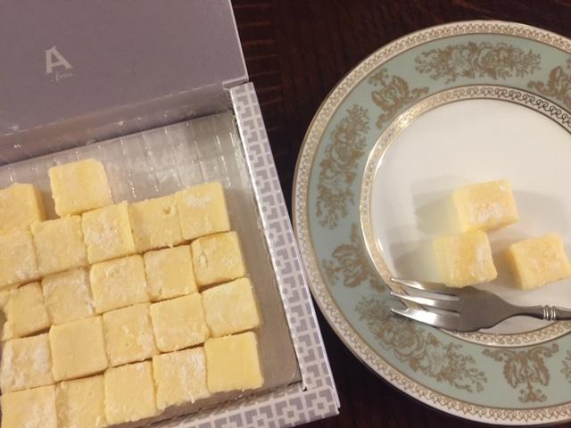 大丸東京【青山フロマージュ】かわいい一口サイズ「フロマージュキューブ」