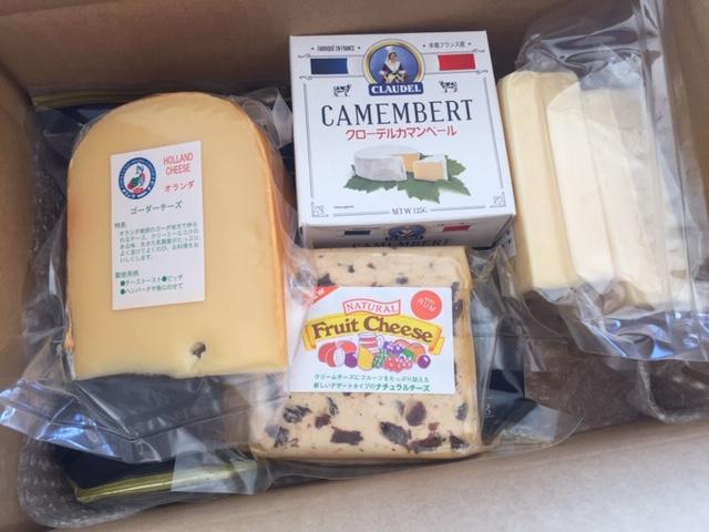 チーズ専門店「三祐」おためしナチュラルチーズ6種セット口コミレビュー♪