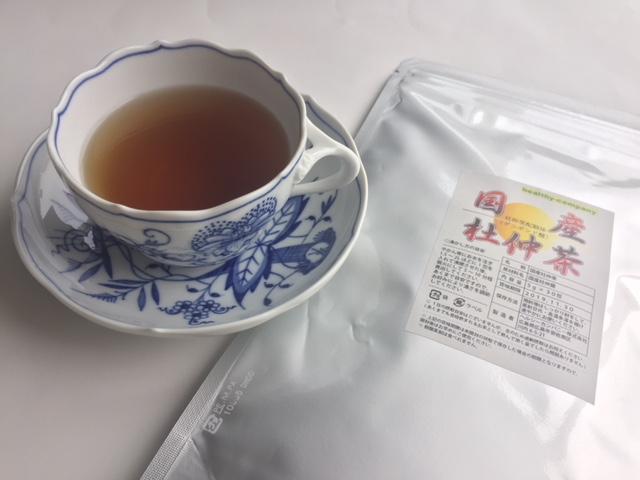 国産杜仲葉100%使用の杜仲茶 毎日飲んで健康茶習慣♪
