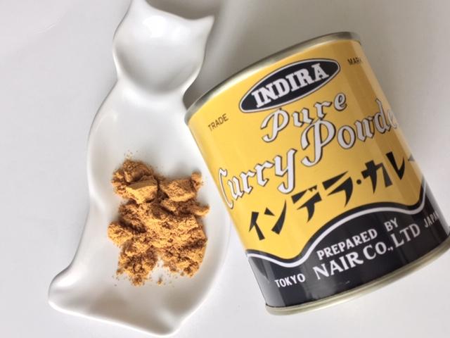 インデラカレー粉を購入、カレー以外の使い方を考えてみました。