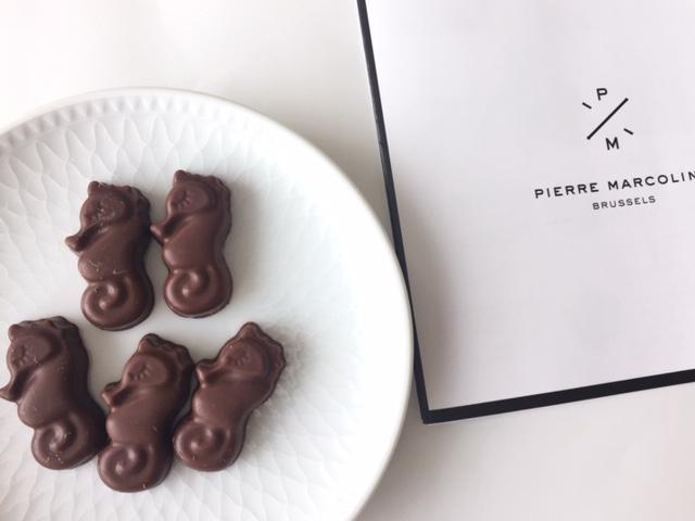 ピエールマルコリーニ 幸運のチョコレート【シーホース】