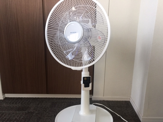 アイリスオーヤマDCモーター扇風機 評判どおりなのか口コミレビュー!